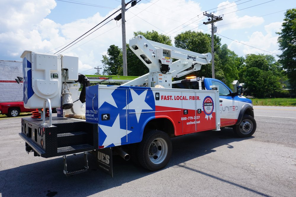 United Communications: 120 Taylor St, Chapel Hill, TN