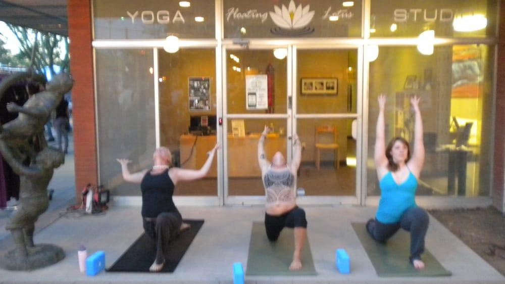 floating lotus yoga mesa az