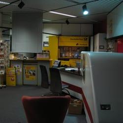 Deutsche post postfiliale oficinas de correos hauptstr for Telefono oficina de correos