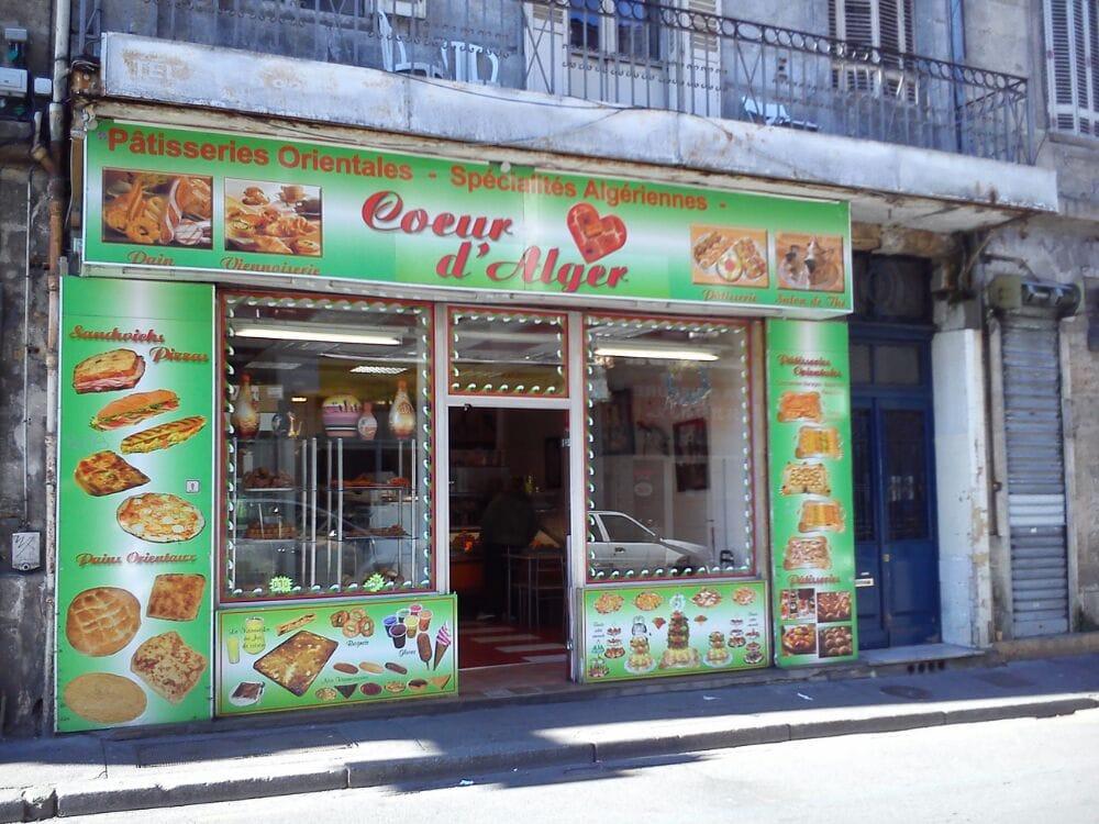 Coeur d alger cuisine du maghreb 17 rue clare for S cuisine tizi ouzou