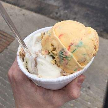 Dallas Cake Icecream Shaved Ice