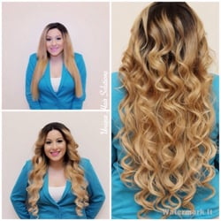 Unique hair solutions 79 photos 28 reviews hair extensions photo of unique hair solutions san mateo ca united states before pmusecretfo Image collections