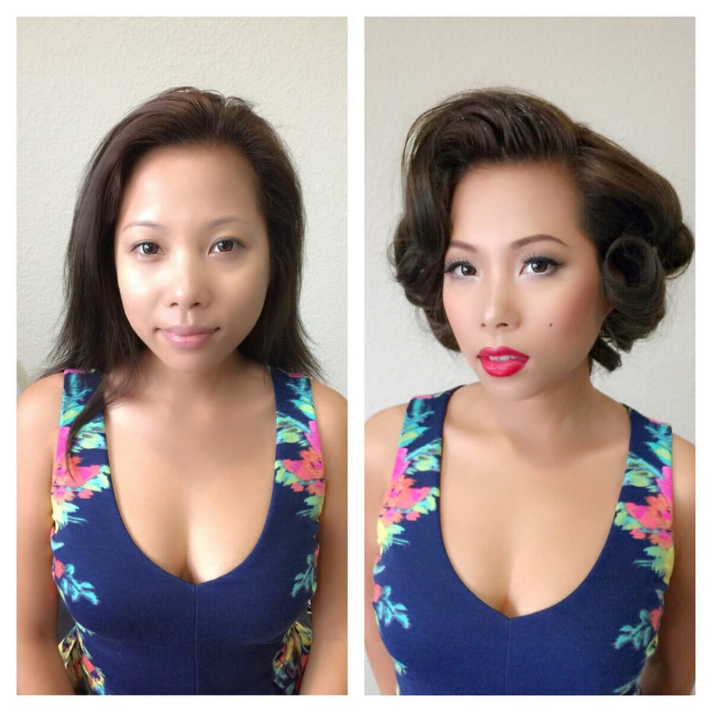 Asian Marilyn Monroe Makeup Look Back To The 60 S By Jazlie Yelp