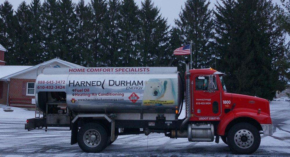 Harned Durham Energy: 4893 Buckeye Rd, Emmaus, PA