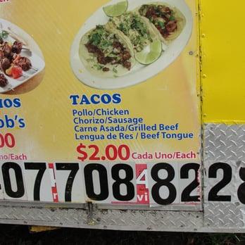 Little Yellow Latina Food Truck Food Trucks 1792 27 St