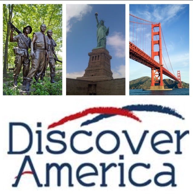 discovering america He said: it is alleged that the american continent was discovered by columbus  in 1492 in fact, muslim sailors reached the american continent.