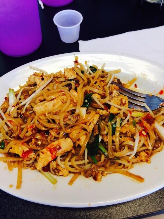 Thai Food In Abilene Tx
