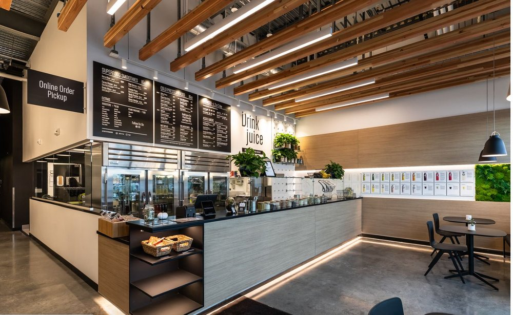 Pure & Pressed Juice: 1389 Huffman Park Dr, Anchorage, AK