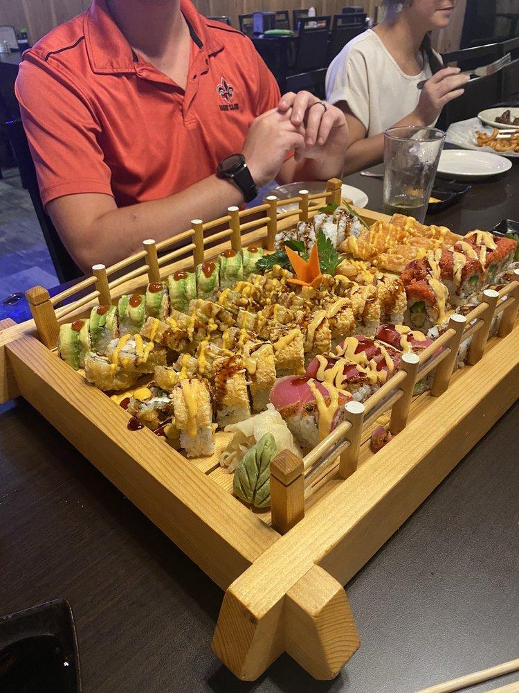 SushiRo Steak House: 6214 LA-182, Morgan City, LA