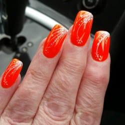 Photo of New York Nails - Edinburgh, United Kingdom. Today's beautiful nails at new