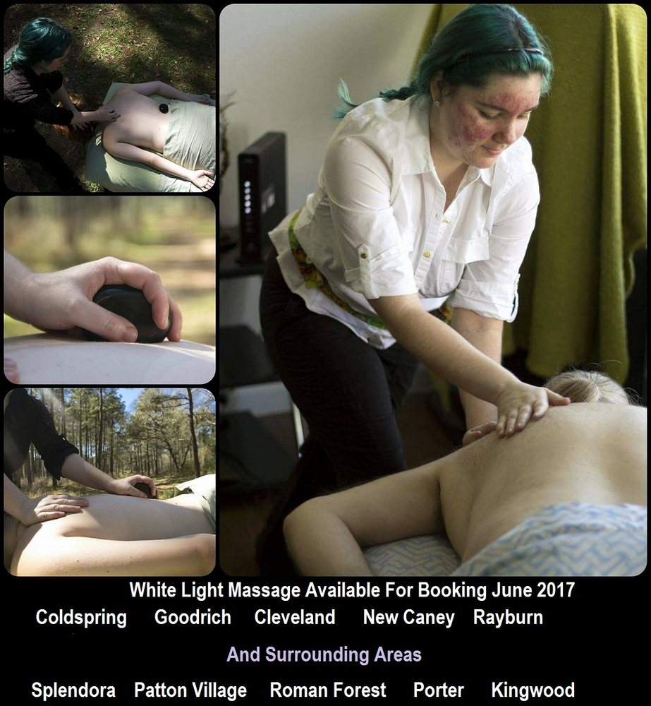 White Light Massage: Cleveland, TX