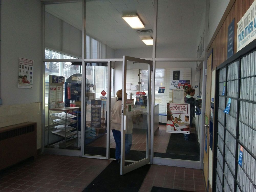US Post Office: 332 Venango Ave, Cambridge Springs, PA
