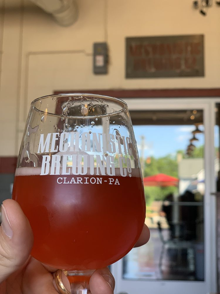Mechanistic Brewing: 538 Liberty St, Clarion, PA