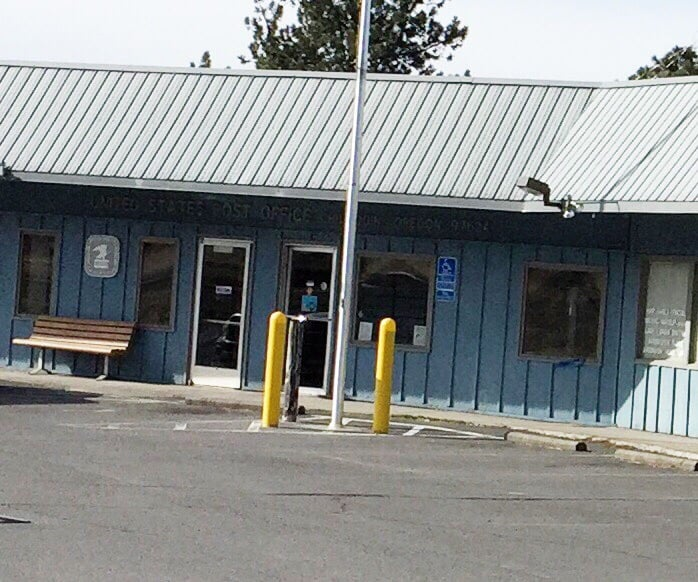 US Post Office: 228 S 1st Ave, Chiloquin, OR
