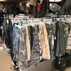 Fatigues Army & Navy Surplus Gear Company - Military Surplus