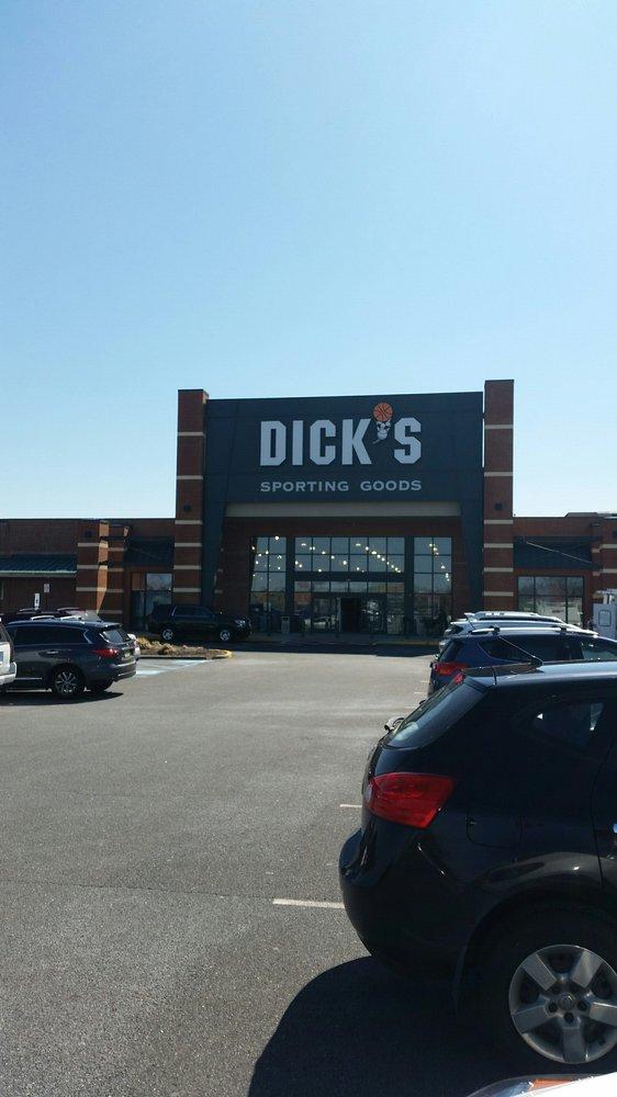 DICK'S Sporting Goods: 1300 Nixon Dr, Mt Laurel, NJ