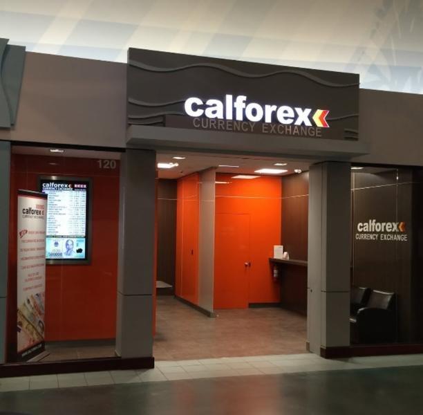 Calforex login