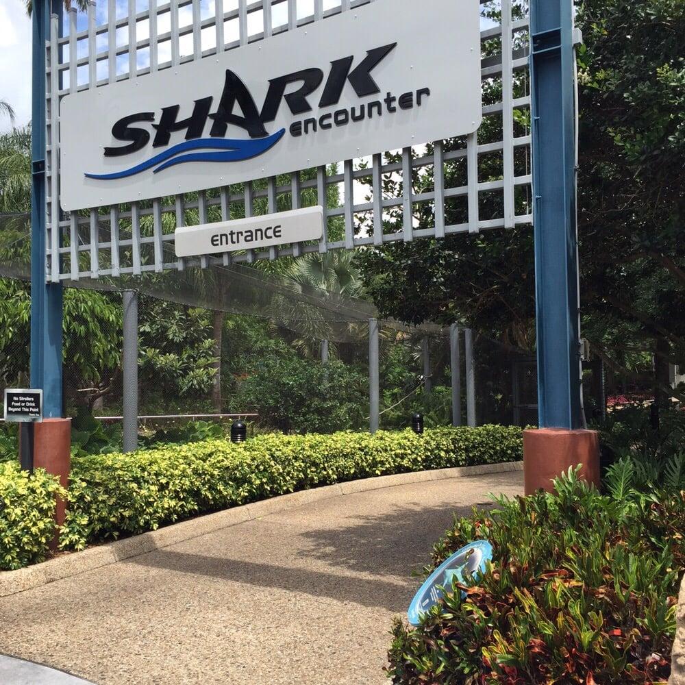Shark Encounter: 6184 Sea Harbor Dr, Orlando, FL