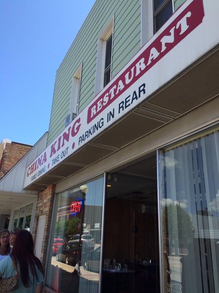 China King Restaurant: 162 E Huron Ave, Bad Axe, MI