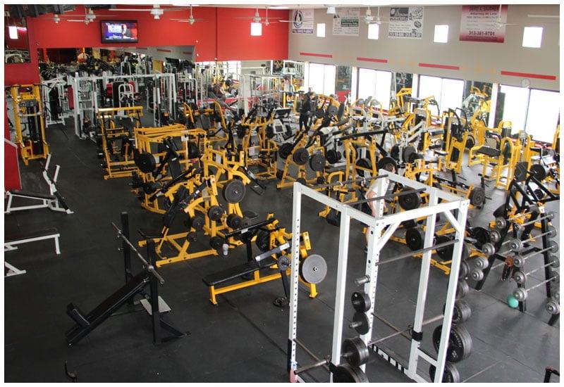 Oakwood Gym