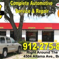 Barnes Auto - 17 Photos - Auto Repair - 4504 Altama Ave ...