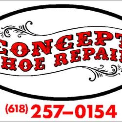 Concept shoe repair skomagere 3212 n illinois st for 1 emerald terrace swansea il american income