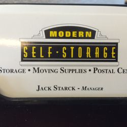 Good Photo Of Modern Self Storage   Ceres, CA, United States. Business Card.
