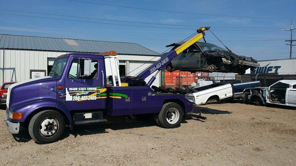 Towing business in Caldwell, ID