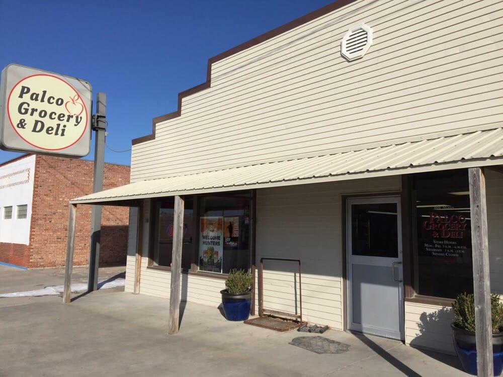 Palco Grocery & Deli: 404 Main St, Palco, KS