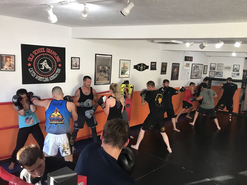 Average Joe's MMA & Fitness: 609 Miller Valley Rd, Prescott, AZ