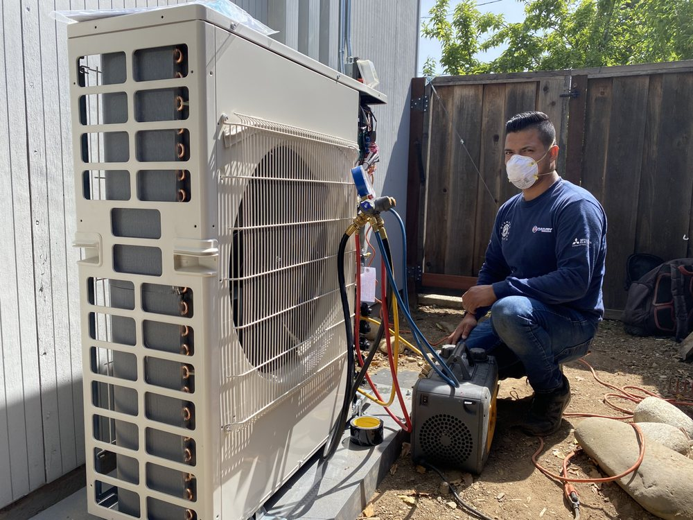 Calvey Heating & Air: 185 Front St, Danville, CA