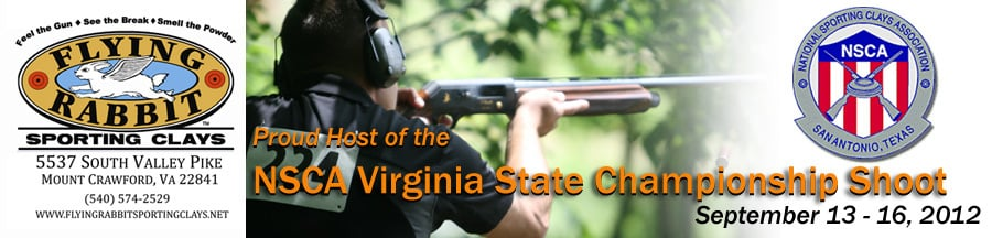 Flying Rabbit Sporting Clays: 5537 S Valley Pike, Mount Crawford, VA