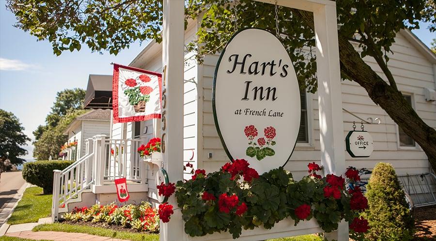 harts haven bed breakfast mackinac island mi phone