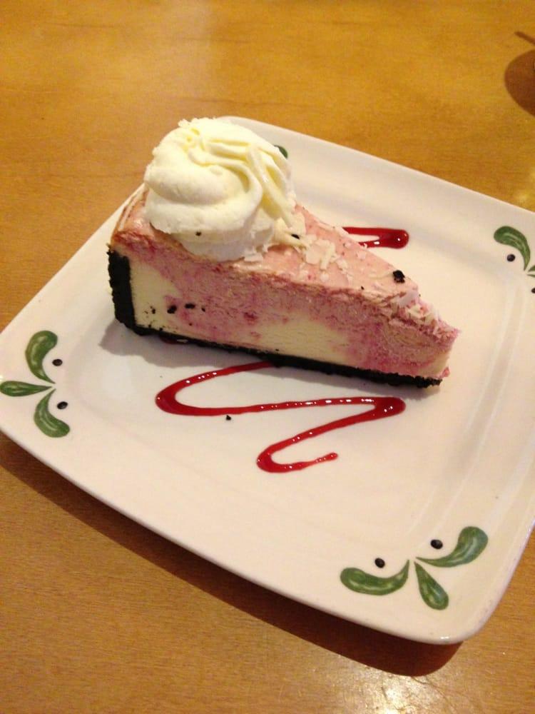 White Chocolate Raspberry Cheesecake Yelp