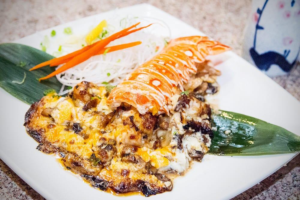 Photo of Samurai Japanese Steakhouse & Sushi - Henderson, NV, United  States. Lobster