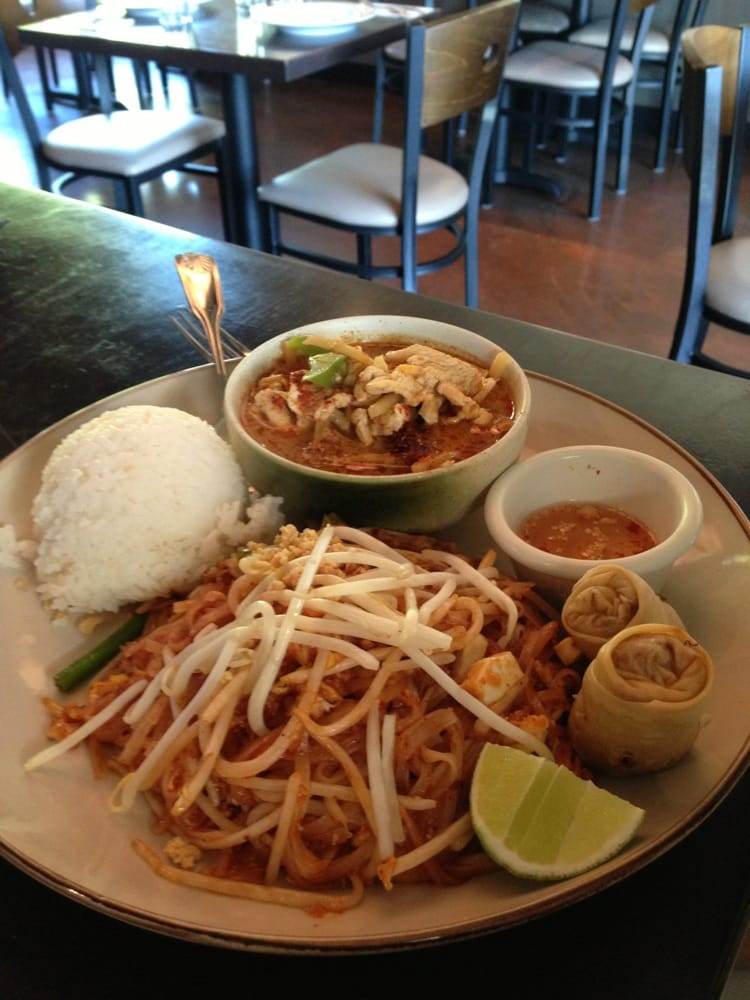 Combo 1 yelp for At siam thai cuisine