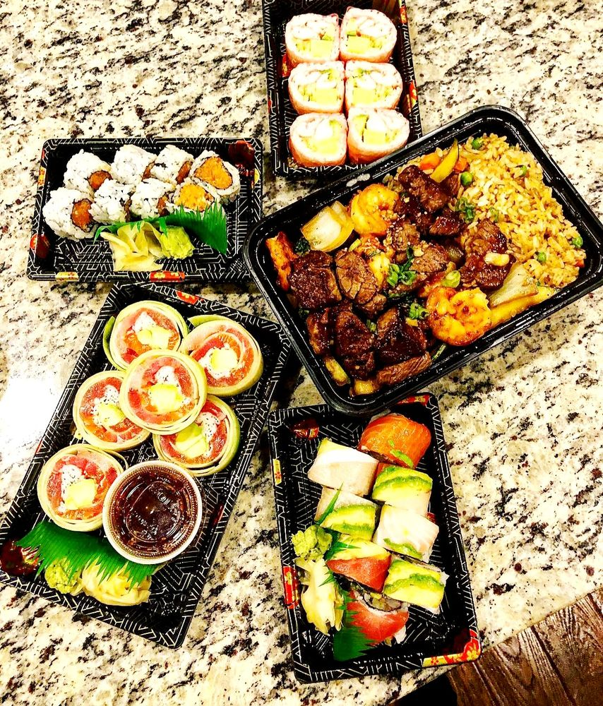 Food from Sushi Q7 Jessup / Laurel