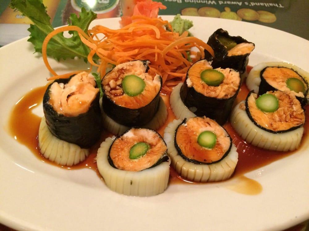 Suvi Thai Sushi Restaurant