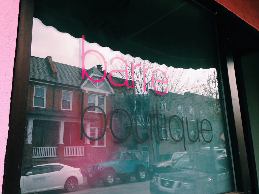 The Barre Boutique