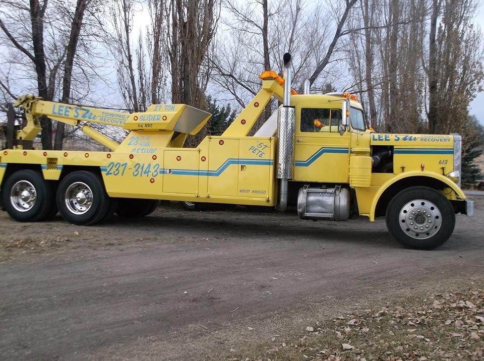 Our 1957 Peterbilt On The Road Daily Yelp
