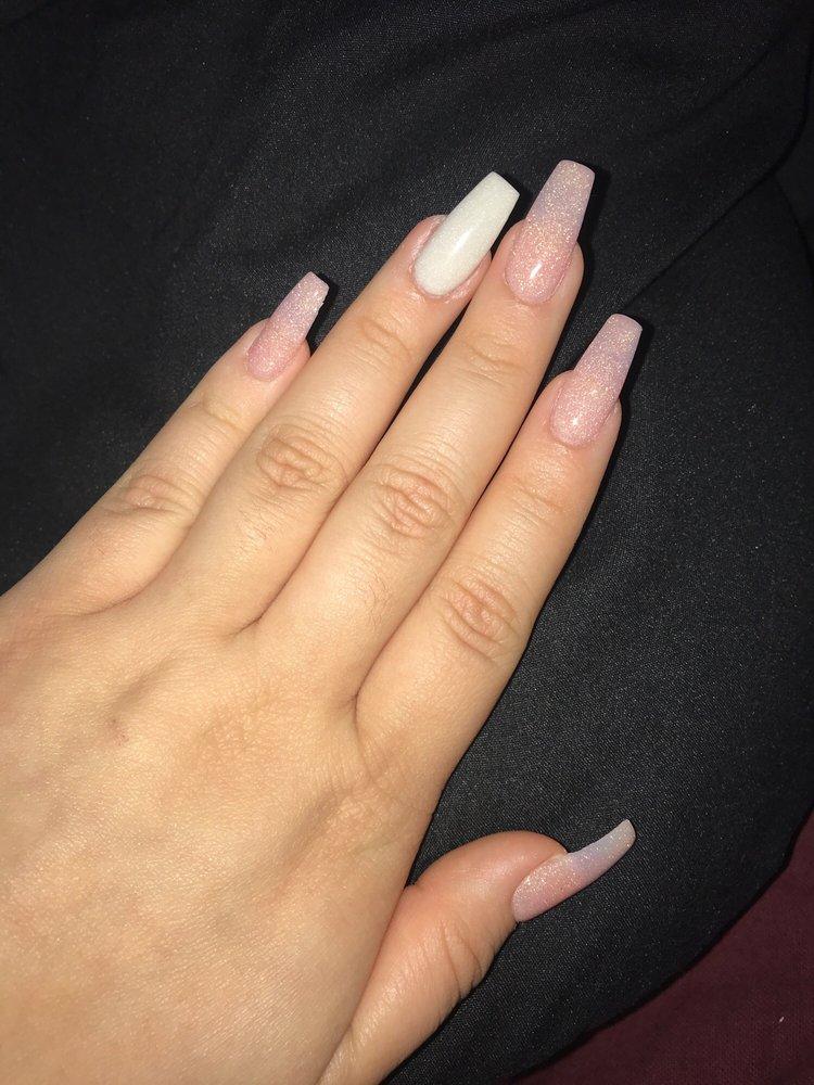 TS Nails and Spa: 10739B N Fwy, Houston, TX