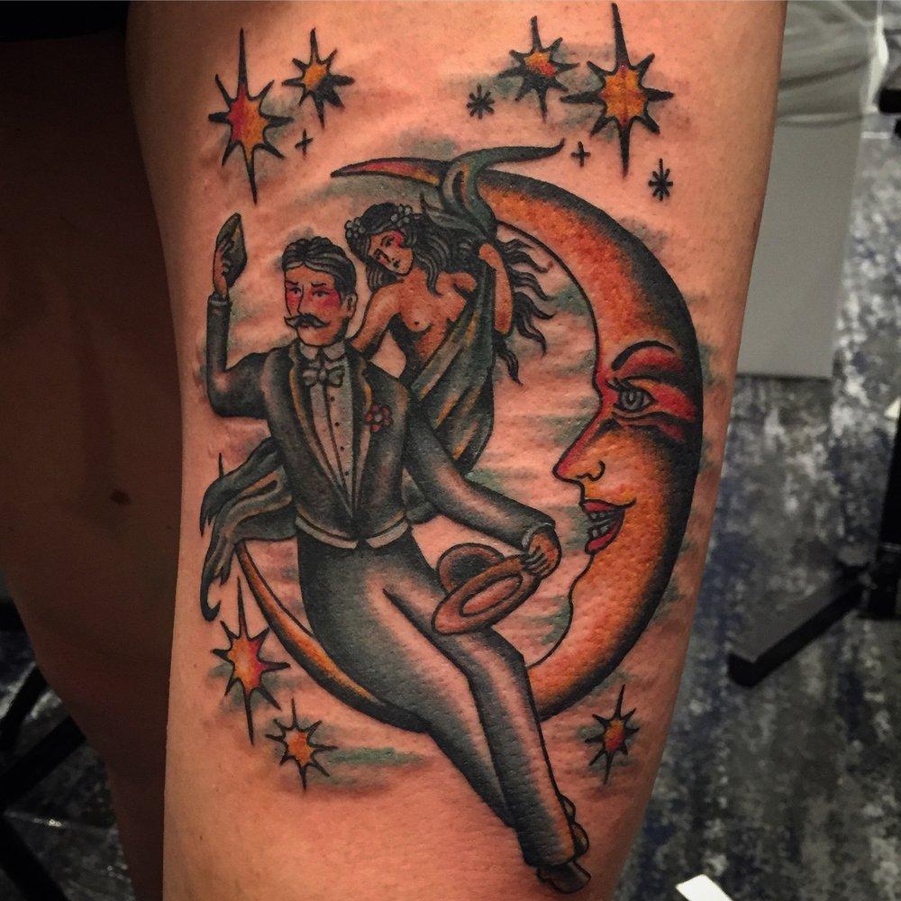 Spider Murphy's Tattoo: 1006 Lincoln Ave, San Rafael, CA