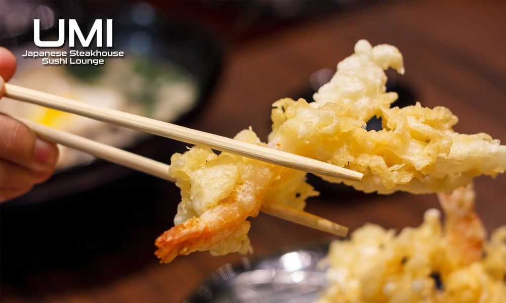 Social Spots from UMI Japanese Steakhouse and Sushi Lounge