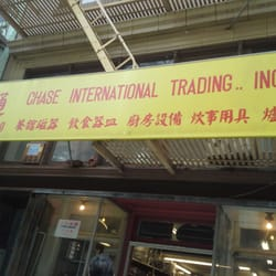 Photo Of Chase Supplies   San Francisco, CA, United States. Chase  International Trading