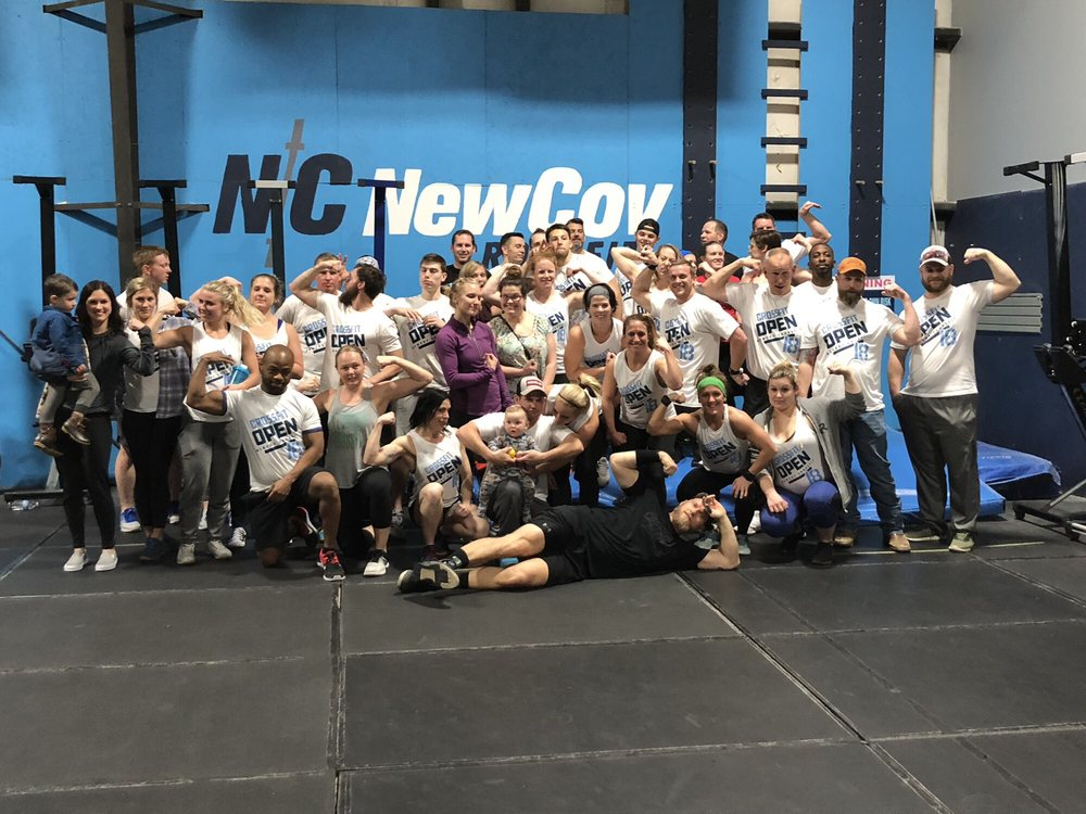 Newcov Crossfit: 15 W 6th St, Newport, KY