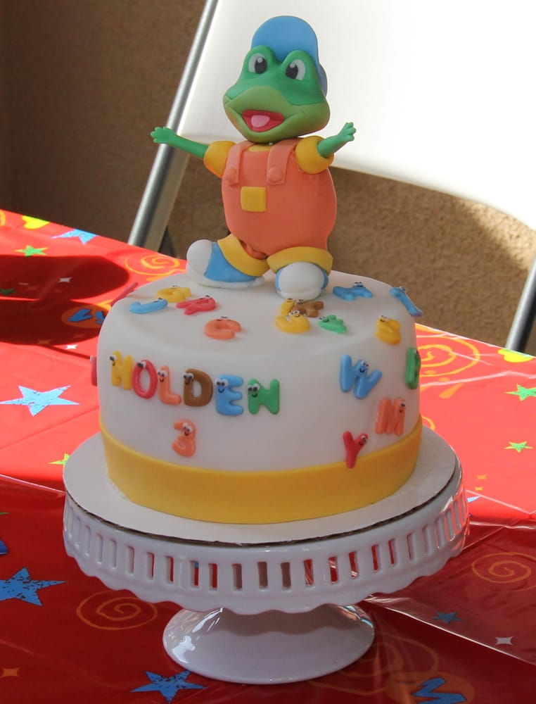 Our Older Sons 3rd Birthday Featured Letters From The Letter