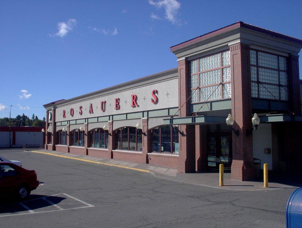 Rosauers Supermarkets: 1808 W 3rd Ave, Spokane, WA