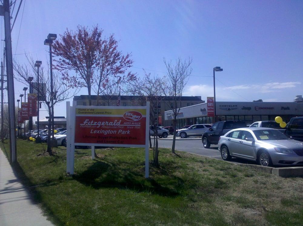 Jeep Dealers Near Me >> Fitzgerald Lexington Park Chrysler, Jeep, Dodge, RAM - 11 Photos - Car Dealers - 22231 Three ...