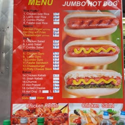 Hot Dog Stand Prices