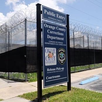 Orange County Jail - Cárceles y prisiones - 2450 W 33rd St